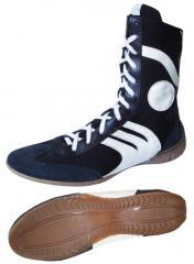 Bokserki, fight footwear
