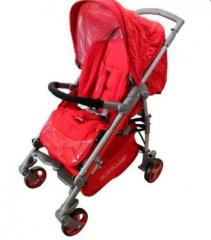 Коляска прогулянкова BabyLuxe ruby (червоний)