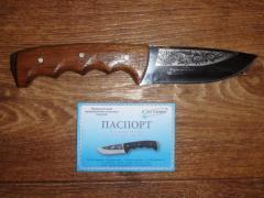 Нож туристический Спутник-15