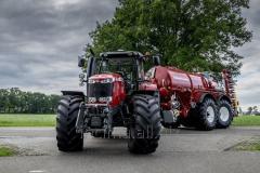 Трактор MASSEY FERGUSON MF 7724