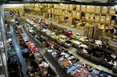 Одежда сток из Италии, Англии, Германии