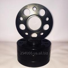 Алюминиевые колесные проставки  5х112,  Dia =