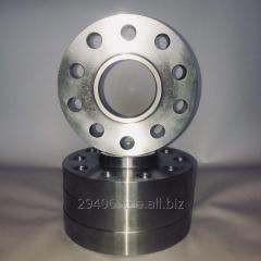 Алюминиевые колесные проставки  5х120,  Dia =