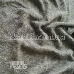 Fabric Jersey Arctic mohair (gray melange) 6725