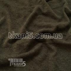 Fabric Jersey Arctic mohair (khaki) 6715