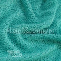 Fabric Jersey Lurex grass (mint) 6791