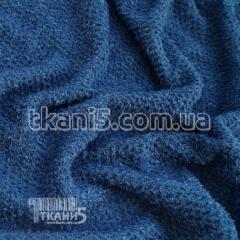 Fabric Jersey Lurex grass (electro-blue) 6786