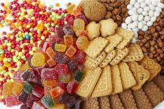 Confectionery in assortment EXPORT