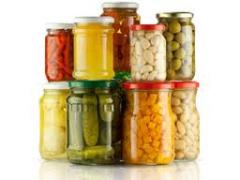 Fruit and vegetable preservation in assortment