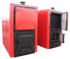 Твердотопливный котел BRS Comfort ВМ (ARS) с возможностью автоматической подачи топлива