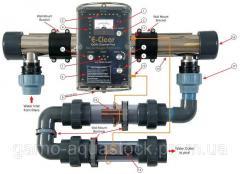 """Ионизатор активного кислорда и меди""""E-Clear"""" Англия MK7/CF1-150"""