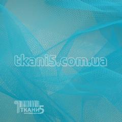 Ткань Фатин жесткий (бирюзовый)
