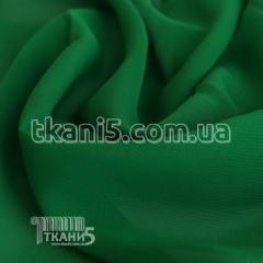 Fabric Chiffon monophonic (grass) 5280