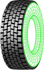 Шины Marangoni Ring BLK RD2 Plus обновл., 315/70R22.5