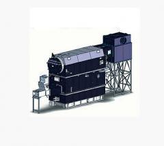 Твердотопливный котел BRS FFW TM-T-12, 0 МВт
