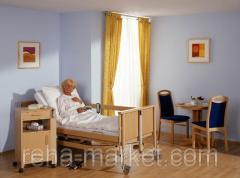 Кровать для реабилитацииburmeier Dali Ii Care Bed медицинская электрическая 4 функциональная