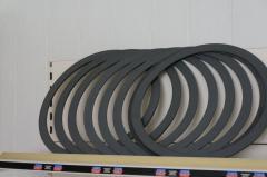 Накладка фрикционная кольцевая 65x0x10