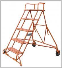 Step-ladder aviation CTP-1500-1