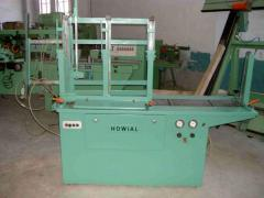 Woodwork equipment