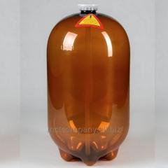 ПЭТ Кег 30 литров (внешняя резьба)