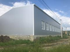 Hangar of pryamost_nniya 14*40*6