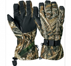 Gloves hunting warm Cabela's Dry-Plus® Silent Suede™ Gloves