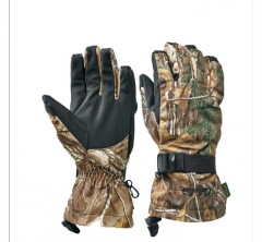 Перчатки охотничьи Cabela's Dry-Plus® Silent Suede™ Gloves