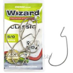 Крючок Wizard Classic Worm 2/0# 6 шт