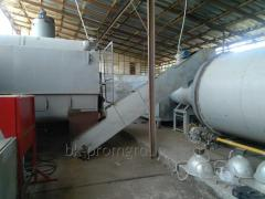 Drying complex AVM