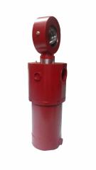 Hydrauliske sylindere for gravemaskiner