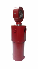 Hydrozylinder zu Baggern