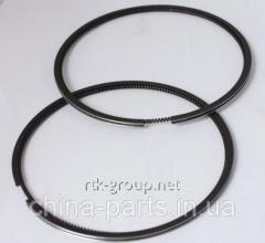Кольцо поршневое маслосъемное 4976251 Cummins ISF2.8