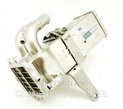 Система выхлопных газов двигателя ISF 2.8
