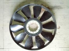 Вентилятор 10 лепестков VG2600060446 HOWO...