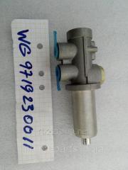 Клапан управляющий тормозной на сцепление WG9719230011HOWO самосвал