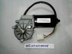 Моторчик стеклоочистителя WG1642740008 HOWO самосвал