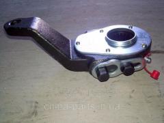 Lever brake left (zadn, graggers, mekhan) WG9100340056