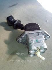 Клапан подъема кабины ( ручка) WG9100360001