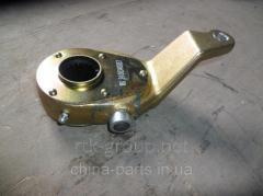 Lever brake right (zadn, graggers, mekhan) WG9100340057