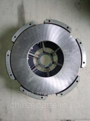 Корзина сцепления HOWO 420 нажимная рычажная BZ1560161090