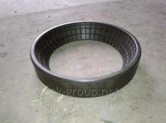 WG9114520042 balance weight bearing