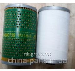 Фильтр топливный тонкой очистки ( элемент, вставка) 614080739 (614080740)
