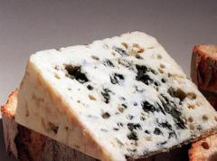 Сыр Горгонзола дольче,  с голубой плесенью...