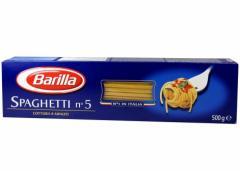 Макароны ТМ Барилла Спагетти №5 0,5кг