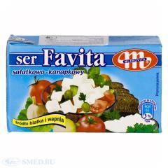 Сыр Фета Фавита ТМ МлекоВита 270г (Сыр Фета...