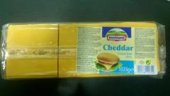 Сыр Чеддер ТМ Хохланд для тостов 1, 033кг