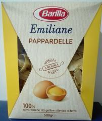 Макароны Папарделле яичные ТМ Барилла 0,5кг