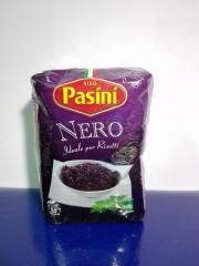 Рис Черный Pasini 500г