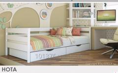 Кровать НОТА с ящиками. Бесплатная доставка