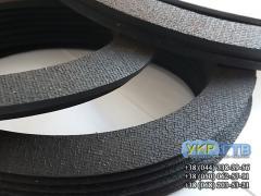 Виготовлення прокладок з пароніту і гуми
